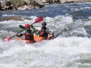 Kayaking in Browns Canyon, Chaffee County Colorado