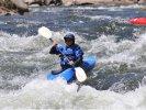Kayaking on the Arkansas River